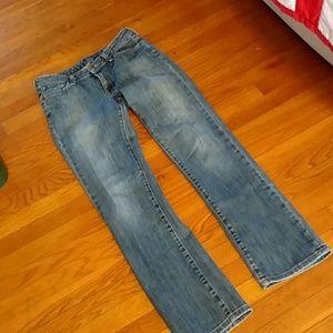 Boston Proper size 6 boot cut jeans